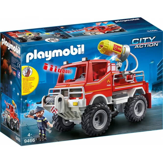 PLAYMOBIL® 9466 - Feuerwehr-Truck - Playmobil City Action