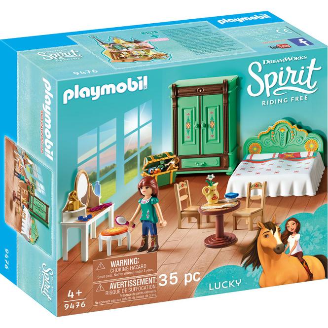 Playmobil® 9476 - Luckys Schlafzimmer - Playmobil Spirit