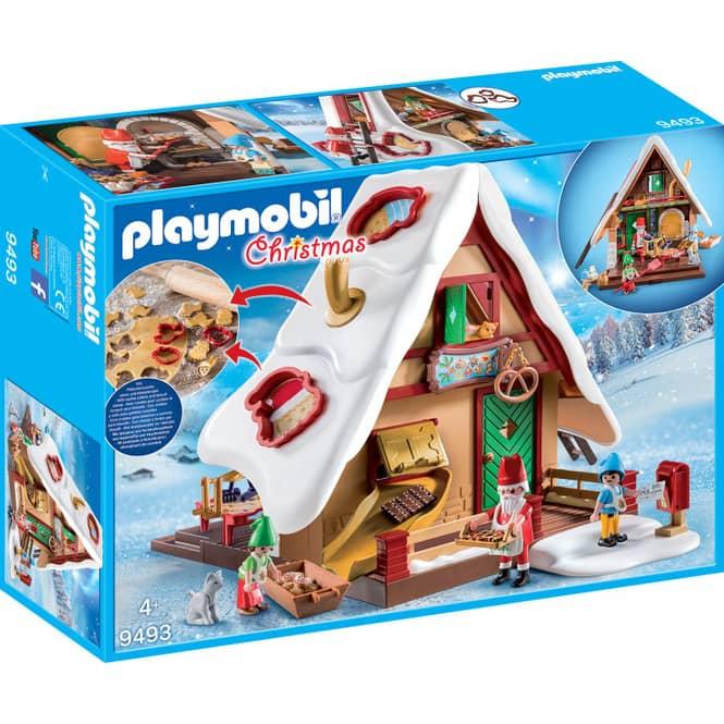 PLAYMOBIL® 9493 - Weihnachtsbäckerei mit Plätzchenformen - Playmobil Christmas