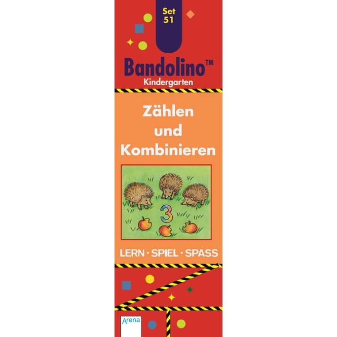 Bandolino 51 - Zählen und Kombinieren