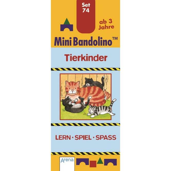 Mini Bandolino 74 - Tierkinder