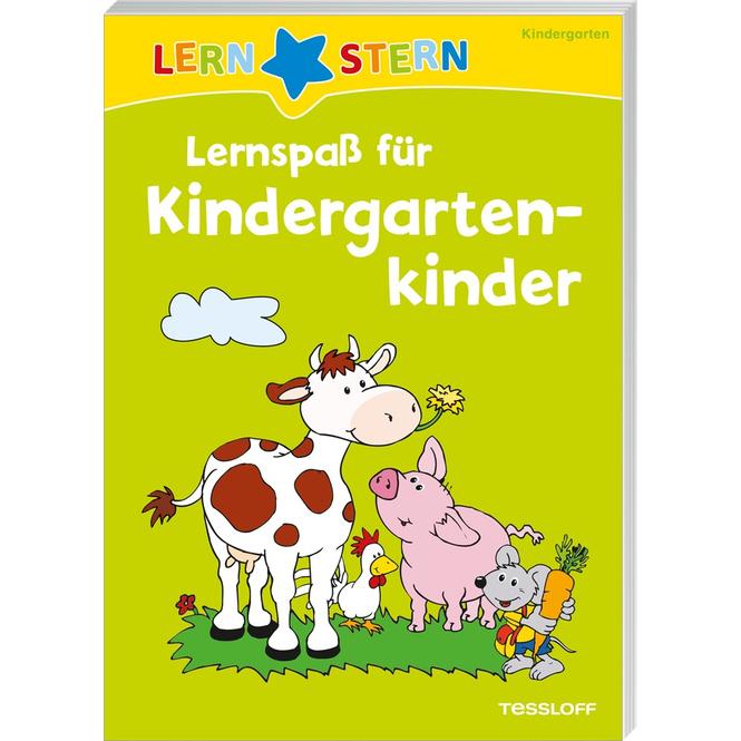 LERNSTERN - Lernspaß für Kindergartenkinder