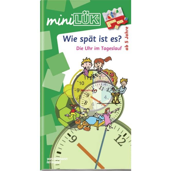 Mini Lük - Wie spät ist es?