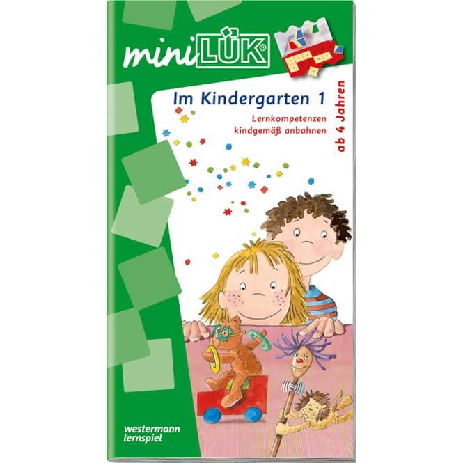 Mini Lük - Im Kindergarten 1