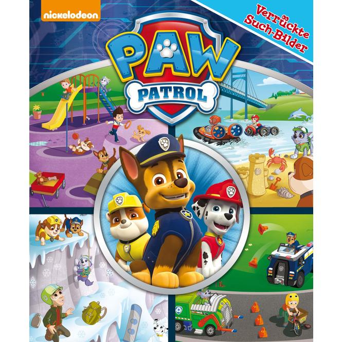 Paw Patrol - Verrückte Suchbilder
