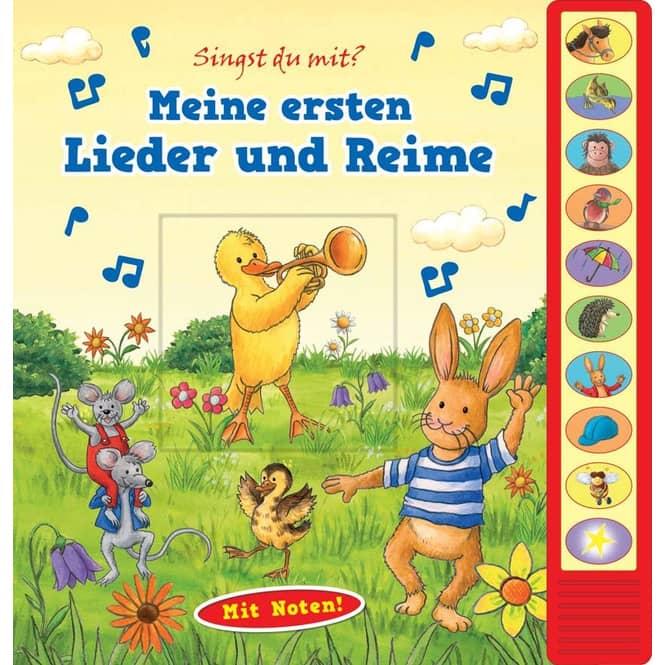 Singst du mit? - Meine ersten Lieder und Reime - Soundbuch