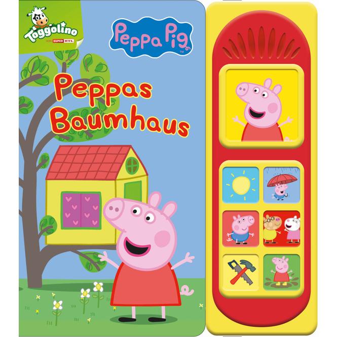 Peppa Wutz - Peppas Baumhaus - Soundbuch