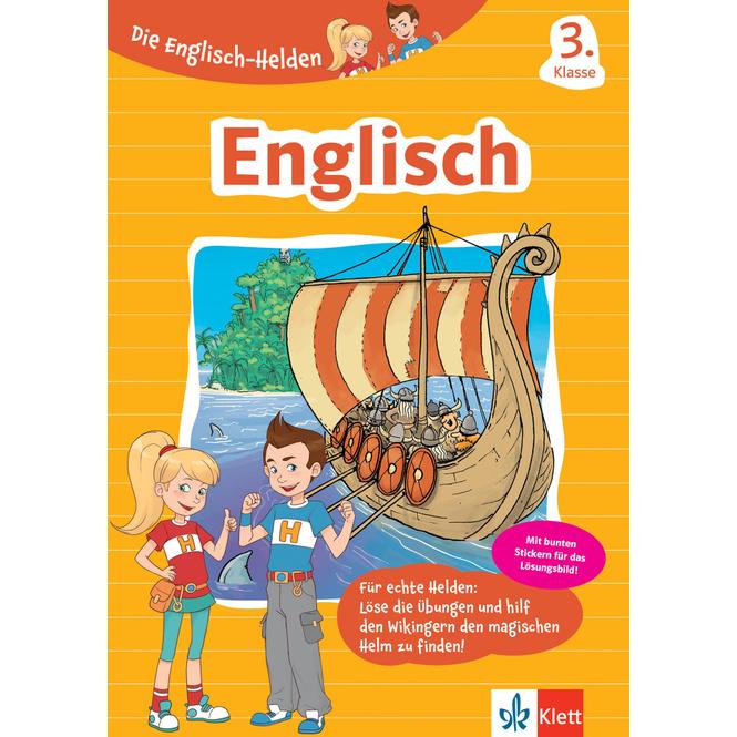 Englisch 3. Klasse - Die Englisch-Helden
