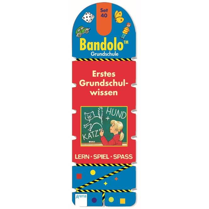 Bandolo - Set 40 - Erstes Grundschulwissen