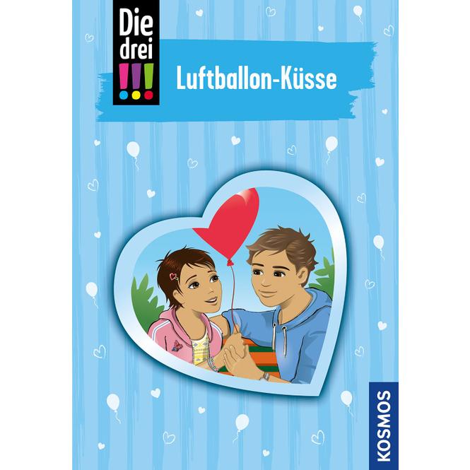 Die drei !!! - Luftballon-Küsse