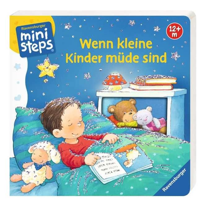 Ministeps - Wenn kleine Kinder müde sind - Ravensburger