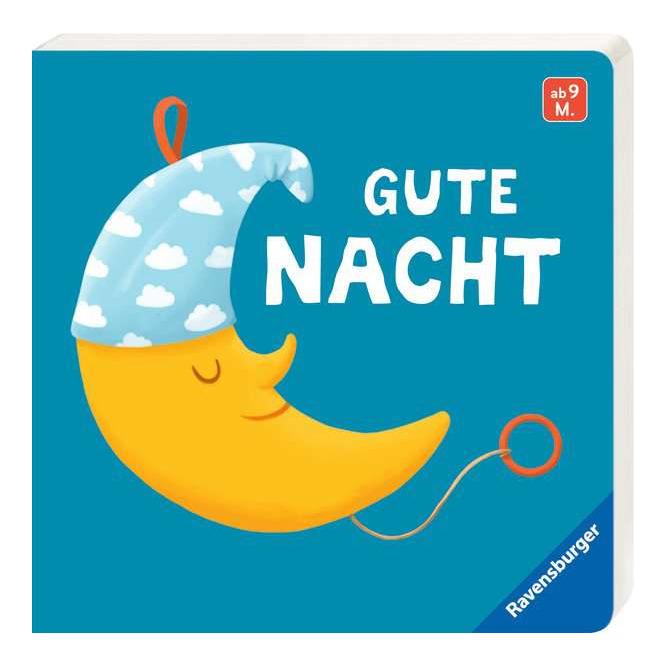Mein erstes Bilderbuch - Gute Nacht - Ravensburger