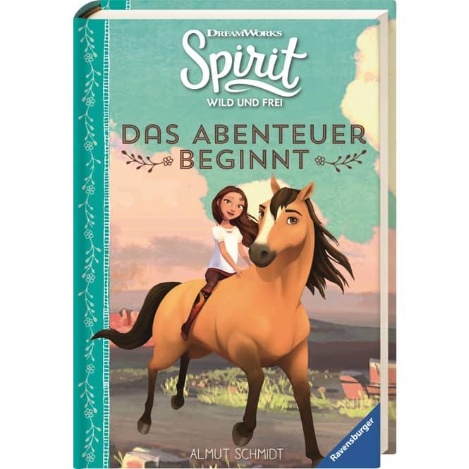 Spirit - Wild und Frei - Das Abenteuer beginnt
