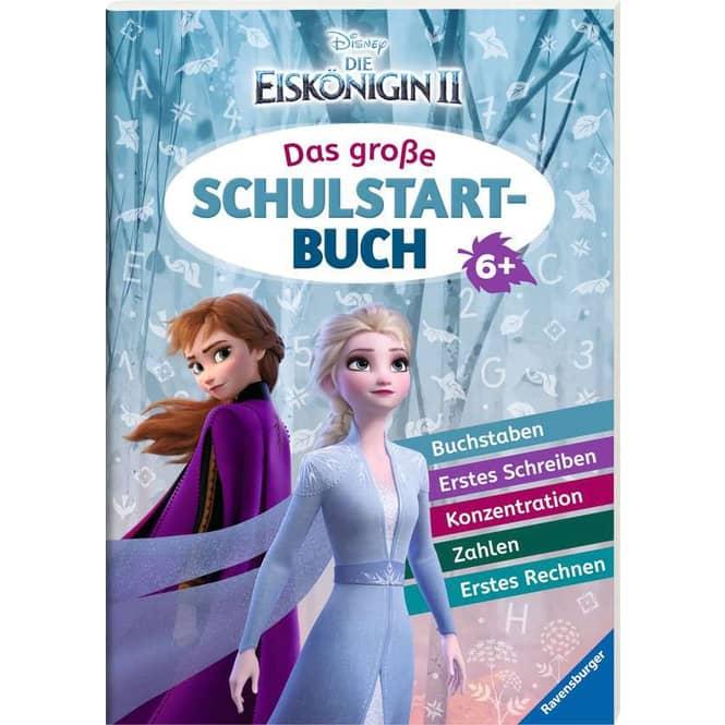 Die Eiskönigin 2 - Das große Schulstartbuch