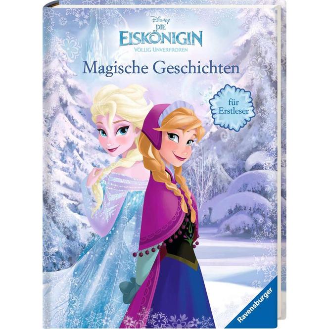 Die Eiskönigin - Magische Geschichten - für Erstleser