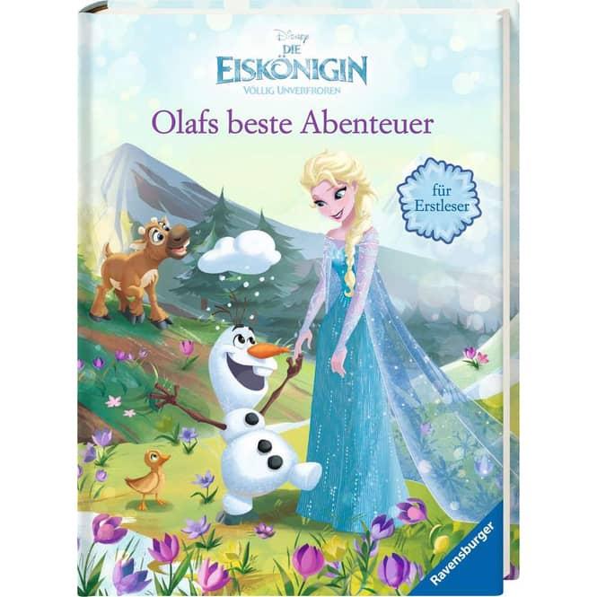 Die Eiskönigin - Olafs beste Abenteuer - für Erstleser
