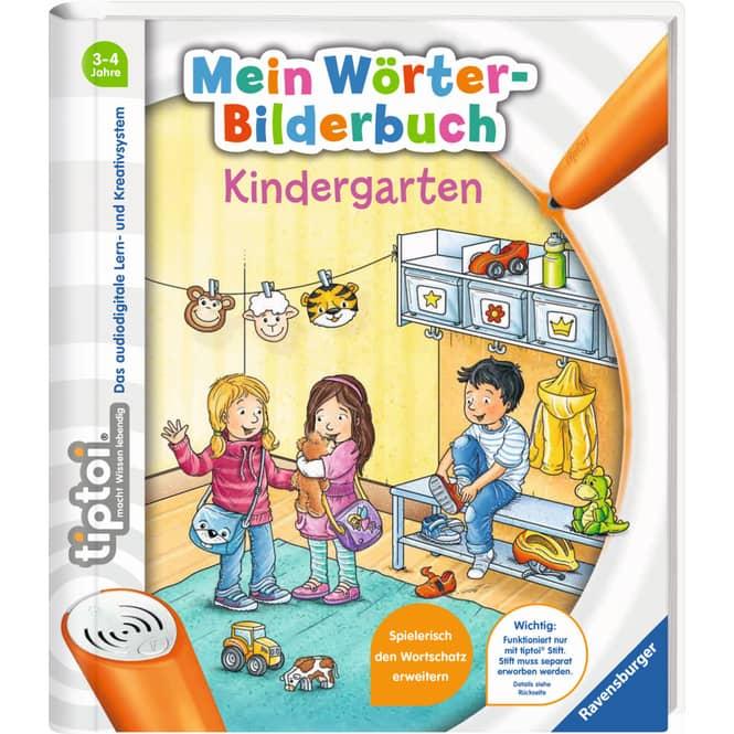 tiptoi®Mein Wörter-Bilderbuch - Kindergarten