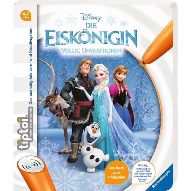 tiptoi® Buch - Die Eiskönigin