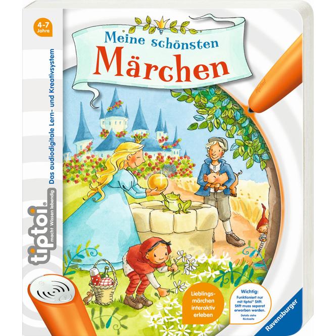 tiptoi® Buch - Meine schönsten Märchen