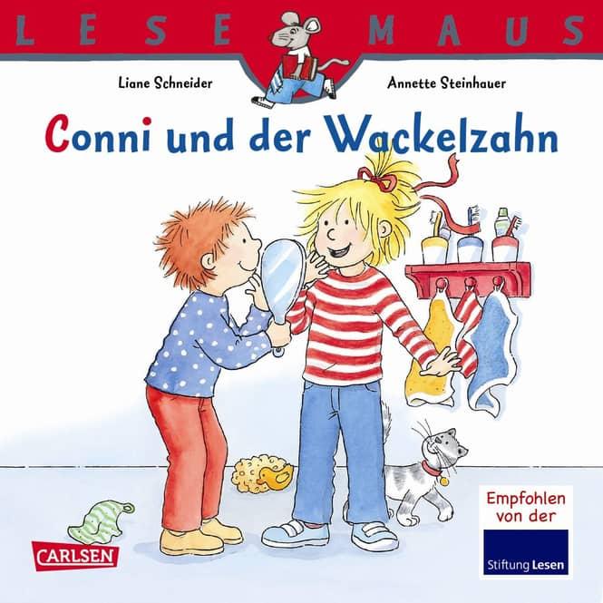 Conni und der Wackelzahn - Lesemaus Band 44