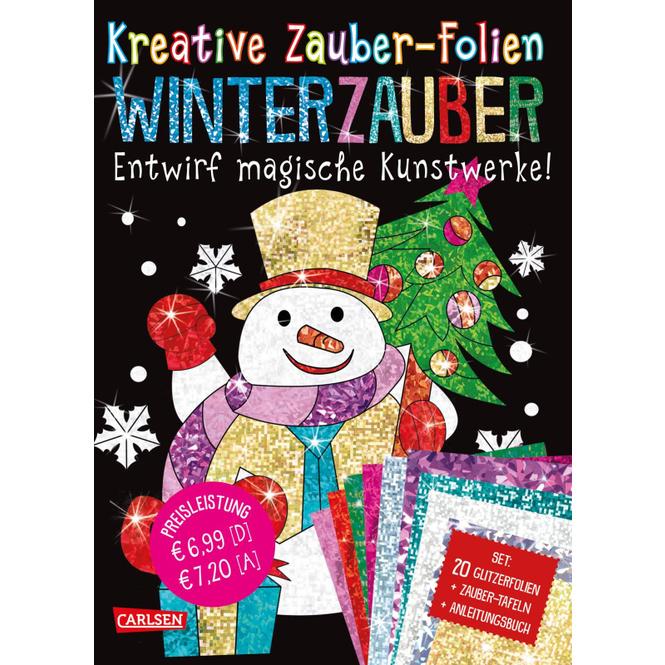 Kreative Zauber-Folien - Winterzauber