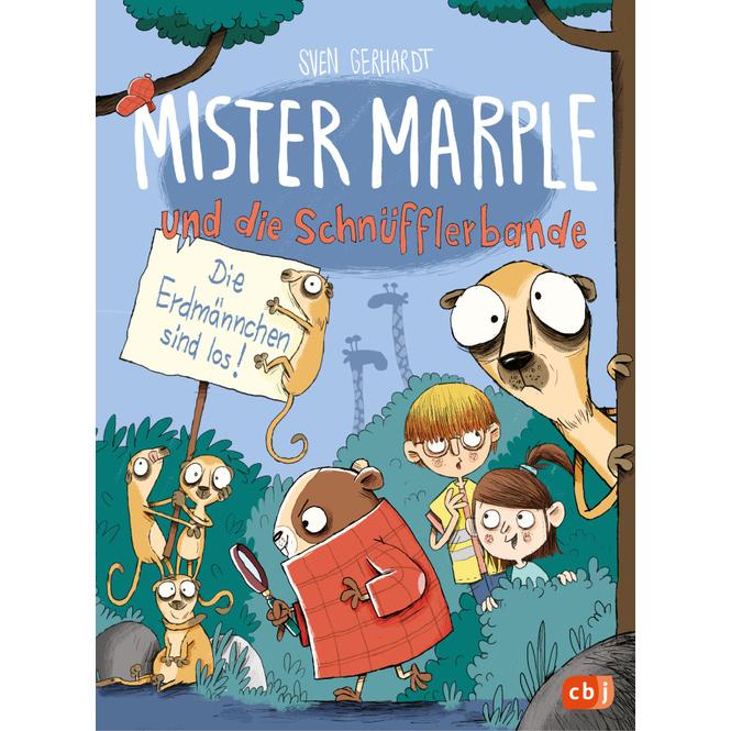 Mister Marple und die Schnüffelbande - Die Erdmännchen sind los