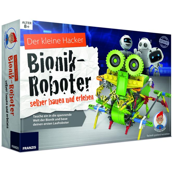 Der kleine Hacker - Bionik-Roboter