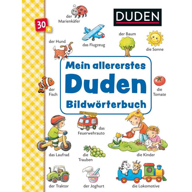 Duden - Mein allererstes Duden Bilderwörterbuch