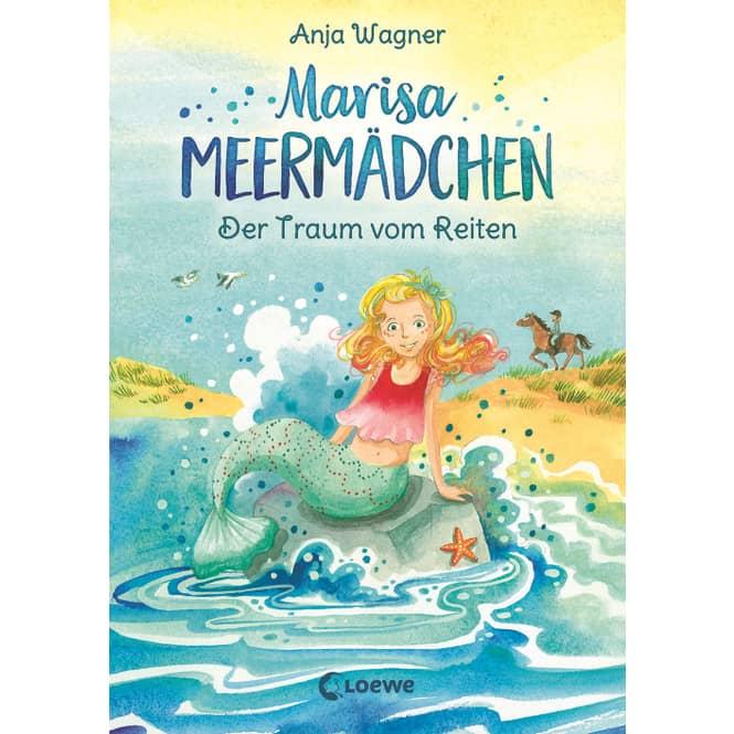 Marisa Meermädchen - Der Traum vom Reiten - Band 1