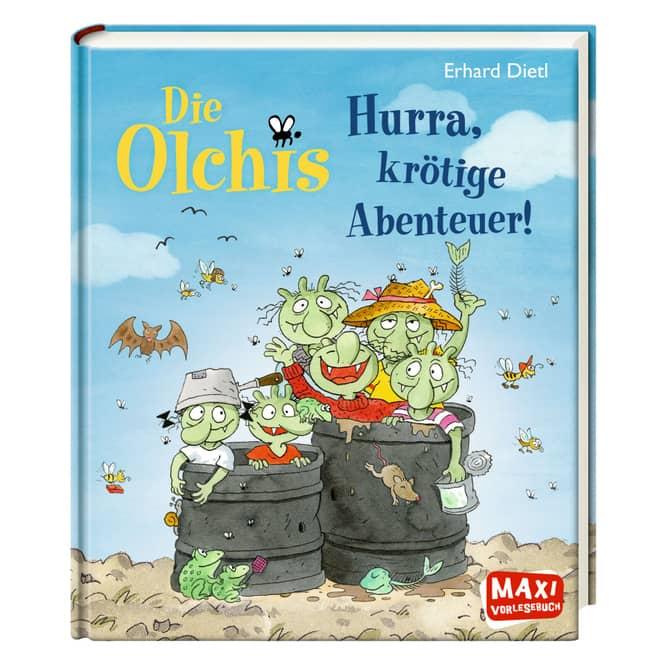 Die Olchis - Hurra, krötige Abenteuer!