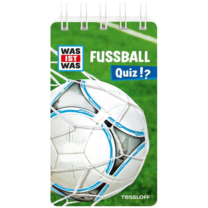 WAS IST WAS Quizblock - Fußball