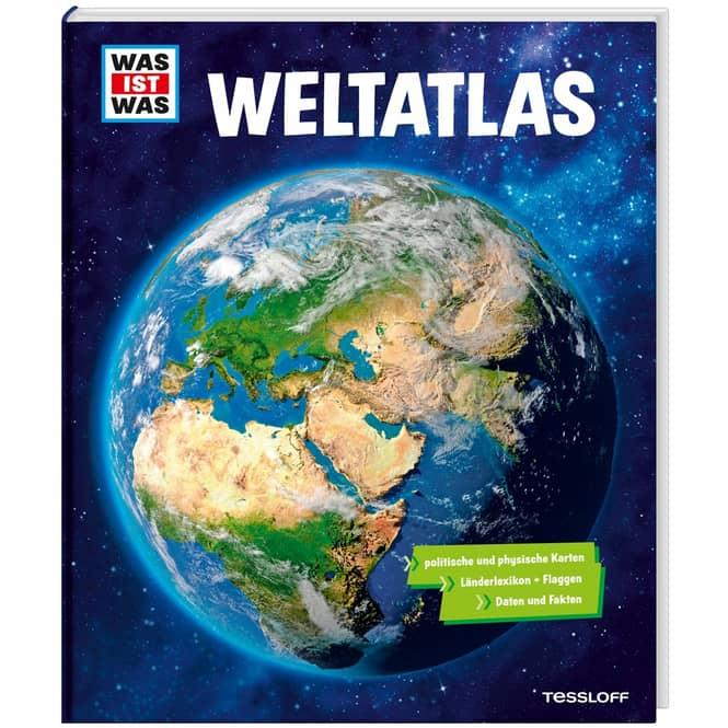 WAS IST WAS - Weltatlas