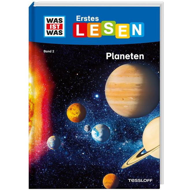 Was ist Was - Erstes Lesen - Planeten - Band 2