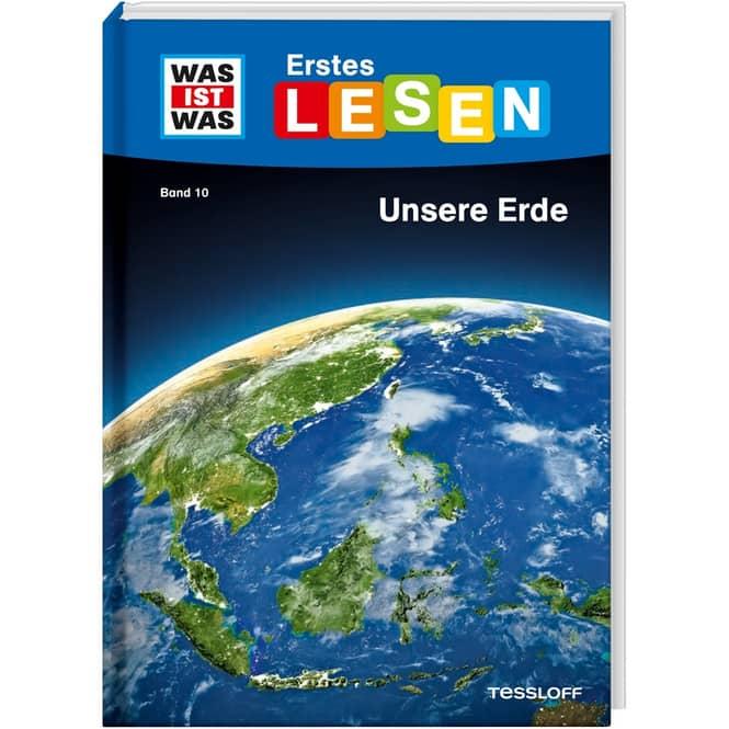 WAS IST WAS - Erstes Lesen - Unsere Erde - Band 10