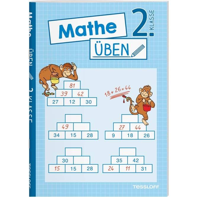 Mathe üben - 2. Klasse