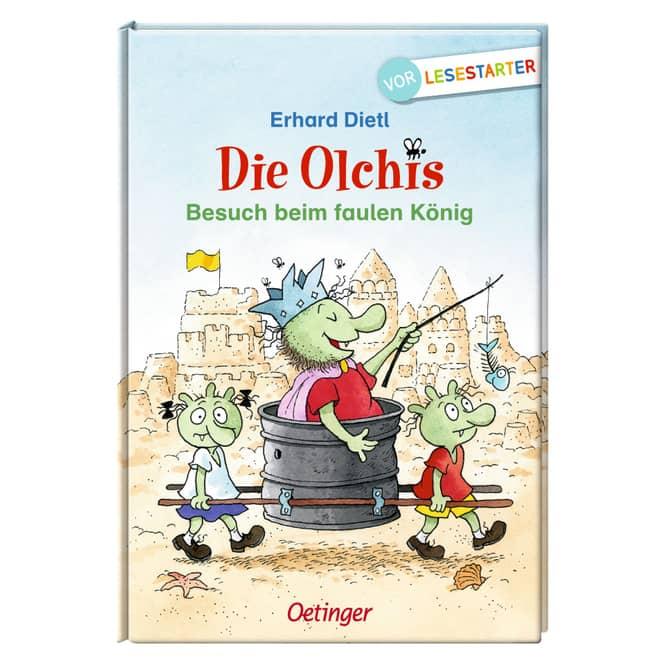 Die Olchis - Besuch beim faulen König