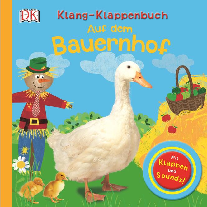 Klang-Klappenbuch - Auf dem Bauernhof
