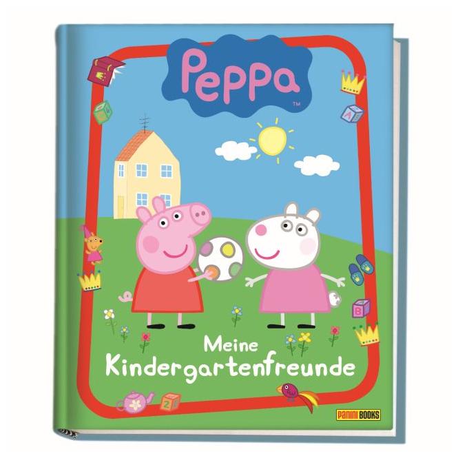 Peppa Pig - Meine Kindergartenfreunde