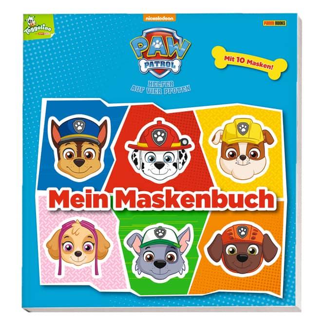 PAW Patrol - Mein Maskenbuch - mit 10 Masken