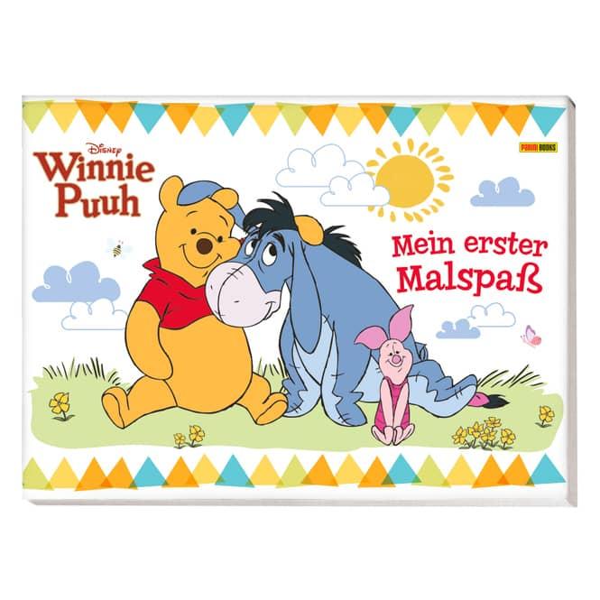 Disney Winnie Puuh - Mein erster Malspaß