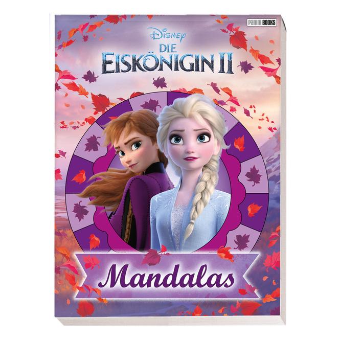Die Eiskönigin 2 - Mandalas