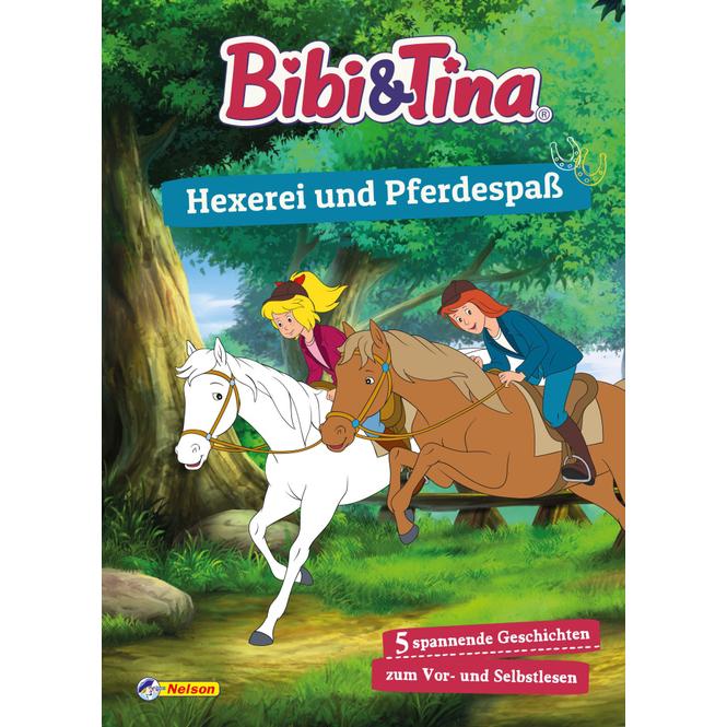 Bibi und Tina - Hexerei und Pferdespaß