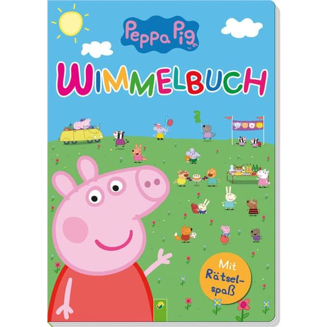 Peppa Pig - Wimmelbuch