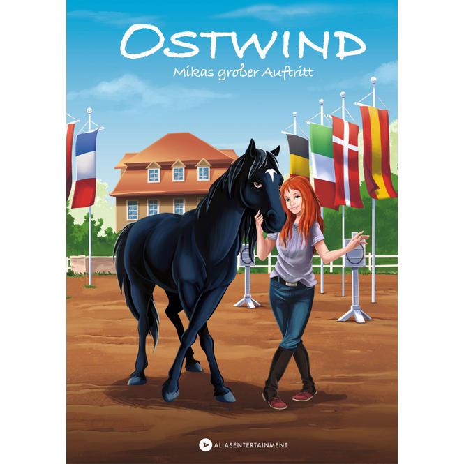 Ostwind für Erstleser - Mikas großer Auftritt - Band 5