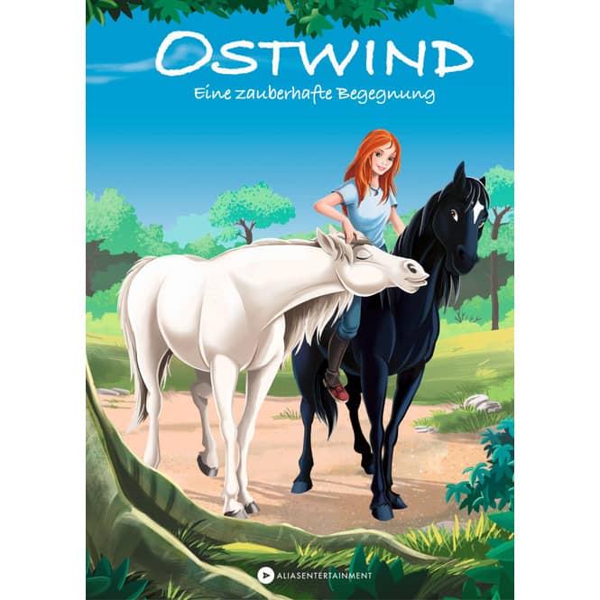 Ostwind für Erstleser - Eine zauberhafte Begegnung - Band 6