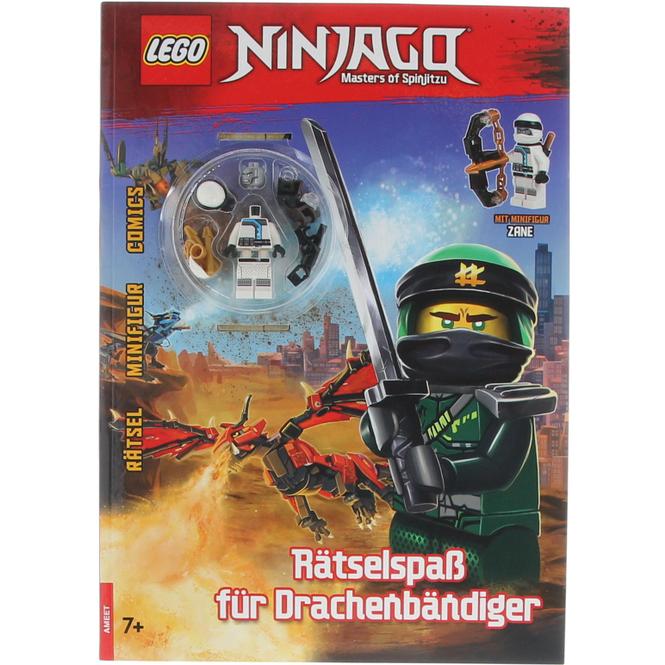 LEGO® NINJAGO® - Rätselspaß für Drachenbändiger