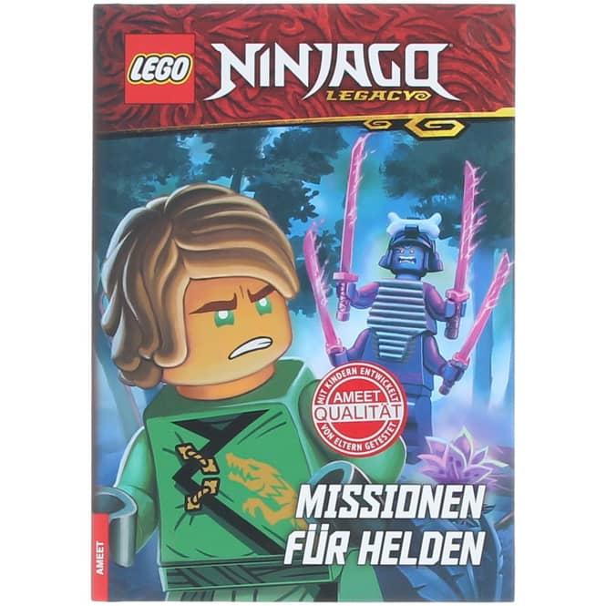 LEGO® NINJAGO® - Missionen für Helden