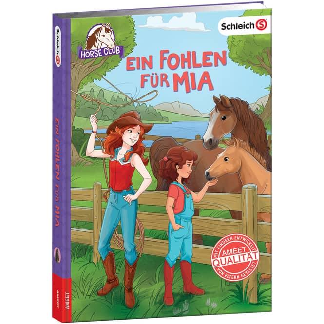 Schleich® Horse Club - Ein Fohlen für Mia