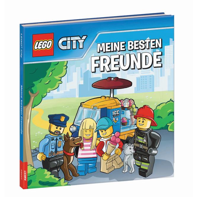 LEGO® CITY® - Meine besten Freunde