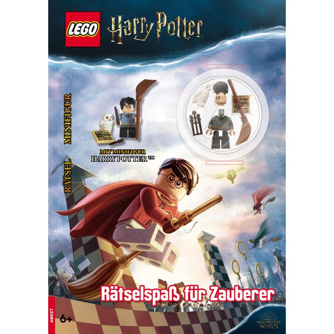 LEGO® Harry Potter™ - Rätselspaß für Zauberer